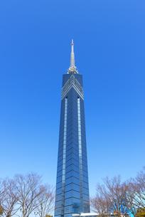 福岡タワーの写真素材 [FYI04833533]