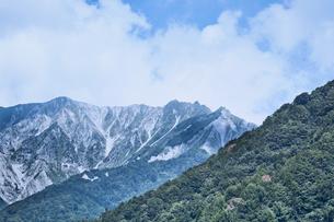 山の景色の写真素材 [FYI04833557]