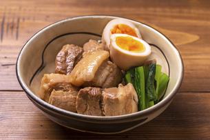 豚の角煮の写真素材 [FYI04833875]