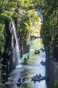 高千穂峡の写真素材 [FYI04833942]