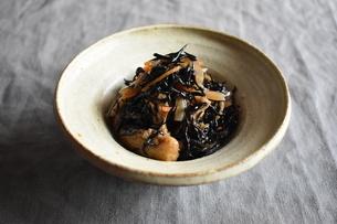 ひじきの炊いたんの写真素材 [FYI04833994]