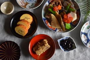 おせち料理の写真素材 [FYI04834033]