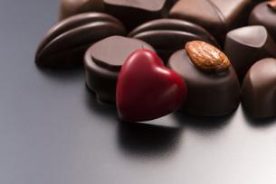 チョコレートの写真素材 [FYI04834518]