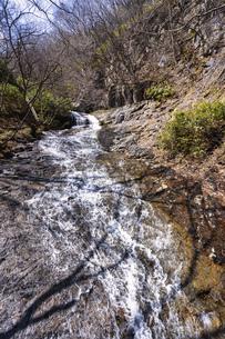 安達太良山 昇龍の滝の写真素材 [FYI04834865]