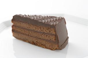 チョコレートケーキの写真素材 [FYI04835294]