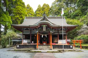 花尾神社の写真素材 [FYI04836035]