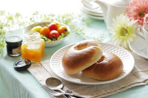 朝食の写真素材 [FYI04837528]