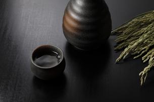日本酒の写真素材 [FYI04837530]