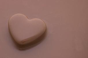 ハートチョコレートの写真素材 [FYI04838106]