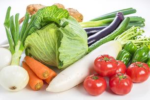 野菜の集合の写真素材 [FYI04838904]