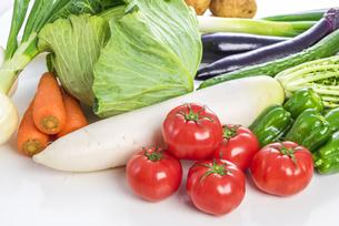 野菜の集合の写真素材 [FYI04838905]