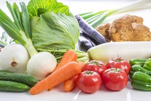 野菜の集合の写真素材 [FYI04838906]