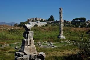 アルテミス神殿跡の写真素材 [FYI04839049]