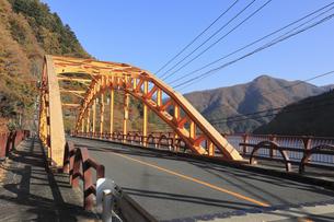 麦山橋の写真素材 [FYI04839590]