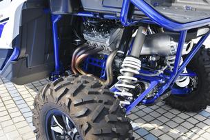 レジャー用の4輪バギーの写真素材 [FYI04839803]