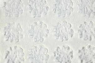 生成りの和紙素材の写真素材 [FYI04840536]