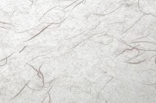 生成りの和紙素材の写真素材 [FYI04840538]
