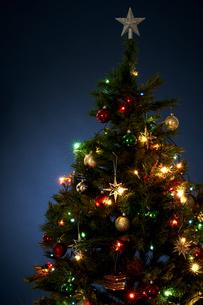 クリスマスツリーの写真素材 [FYI04841428]