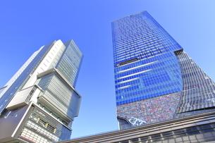 渋谷駅の高層ビルの写真素材 [FYI04841847]