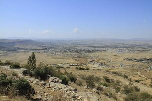 エチオピア・ティグレ州の州都メケレの写真素材 [FYI04842634]