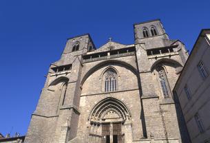 サン・ロベール修道院教会 ラ・シェーズ・デューの写真素材 [FYI04842719]