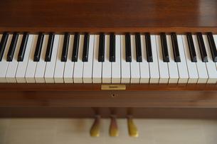 ピアノの写真素材 [FYI04842784]