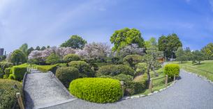 熊本県 風景 水前寺成趣園の写真素材 [FYI04842858]