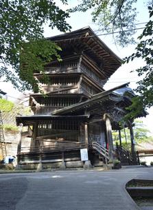 会津 さざえ堂の写真素材 [FYI04842889]