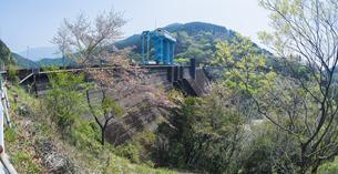 熊本県 風景 市房ダムの写真素材 [FYI04843878]