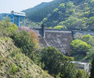 熊本県 風景 市房ダムの写真素材 [FYI04843879]