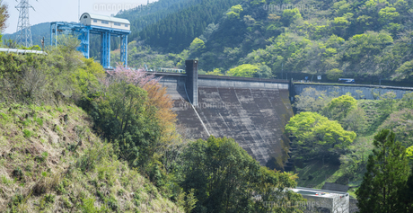 熊本県 風景 市房ダムの写真素材 [FYI04843880]