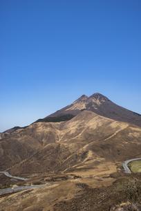 由布岳の写真素材 [FYI04844167]
