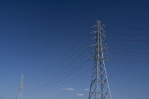 鉄塔の写真素材 [FYI04844393]