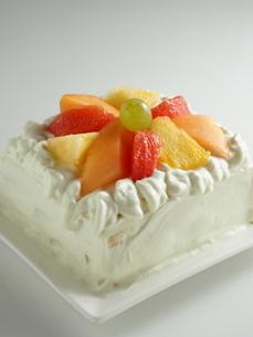 フルーツケーキの写真素材 [FYI04845523]