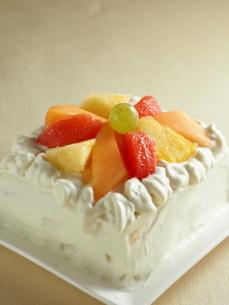 フルーツケーキの写真素材 [FYI04845524]