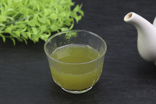 緑茶の写真素材 [FYI04846203]