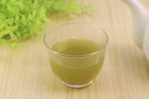 緑茶の写真素材 [FYI04846206]