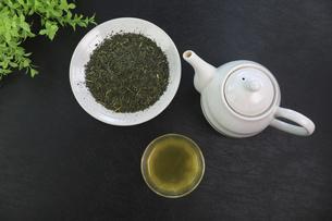 緑茶の写真素材 [FYI04846214]