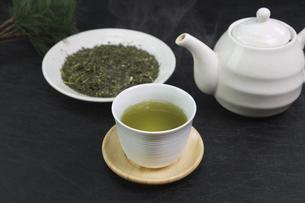 緑茶の写真素材 [FYI04846215]