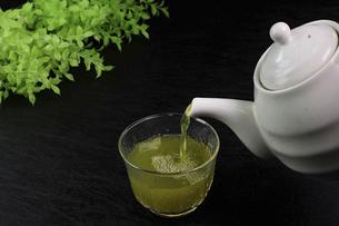 緑茶の写真素材 [FYI04846427]