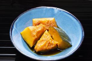 かぼちゃの煮物の写真素材 [FYI04846762]