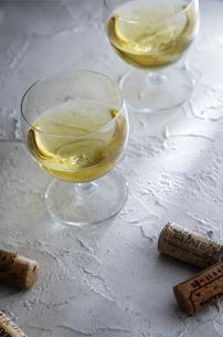 白ワインの写真素材 [FYI04846982]