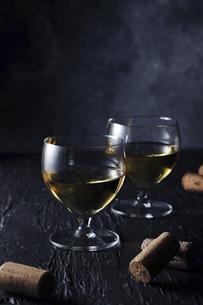 白ワインの写真素材 [FYI04846983]