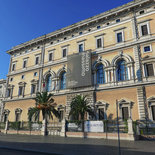 ローマ国立博物館(マッシモ宮)、Palazzo Massimo - Museo Nazionale Romanoの写真素材 [FYI04847900]
