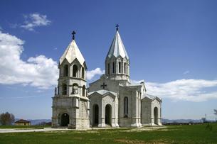 シューシ(シューシャ)のガザンチェツォツ大聖堂の写真素材 [FYI04848212]