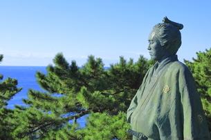 坂本龍馬像 の写真素材 [FYI04848279]