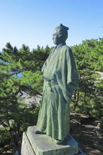 坂本龍馬像 の写真素材 [FYI04848280]