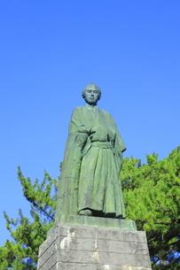 坂本龍馬像 の写真素材 [FYI04848282]