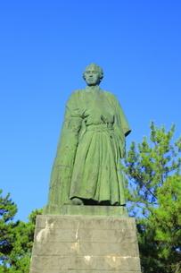 坂本龍馬像 の写真素材 [FYI04848327]