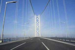 明石海峡大橋の写真素材 [FYI04848812]